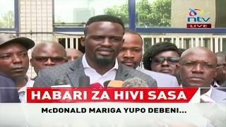 HIVI SASA: Watu wameongea mabaya kunihusu na nawasamehe - Mariga