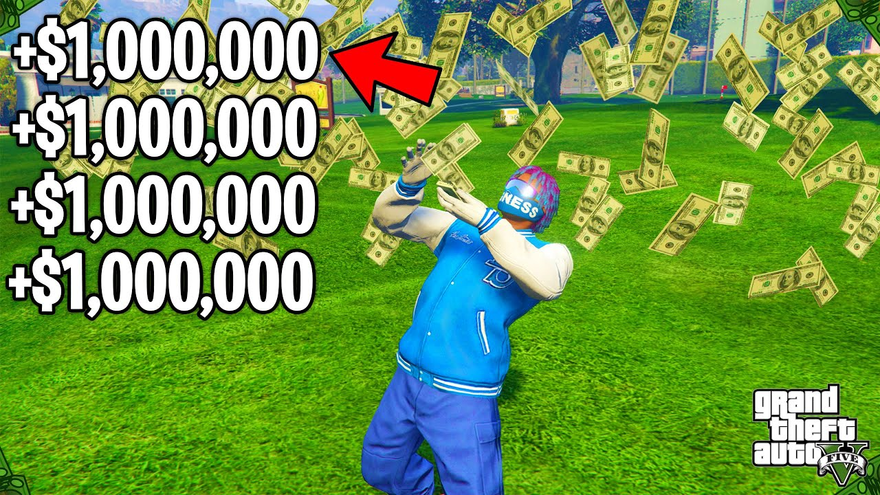 The Very Best Cash Approaches Today In GTA 5 Online! (MAKE MILLIONS DOING THESE!) thumbnail