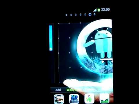 Video of 3D Tiles Live Wallpaper