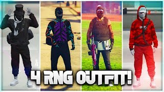 """Easy & Simple """"Run and Gun"""" Outfits! (GTA 5 Online) Using Clothing Glitches 1.40 NoT MODDED OUTFIT"""