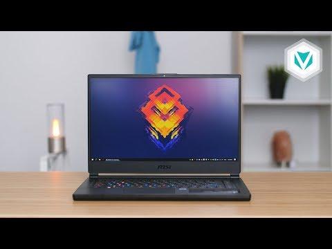 Chiếc Laptop Kỳ Lạ Nhất Thế Giới – MSI GS65 Review