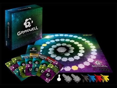 Gamer Life reviews Gravwell: Escape from the 9th Dimension