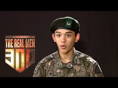 "Lucas ""He Is So Huge! It's Scares Me"" [The Real Men 300 Ep 11]"