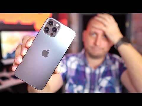 I REGRET Buying the iPhone 12 Pro Max - Here is Why!