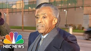 Rev. Al Sharpton Supports Rapper Meek Mill: He Is 'A Symbol Of The Abuse Of The System' (FRE