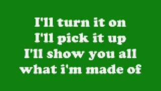 hannah montana-lets do this w/ lyrics