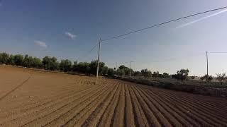 Prova volo fpv con GoPro