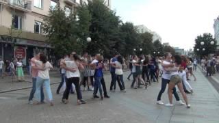 Флешмоб Kizomba Summer 2016 в Пензе. Улица Московская