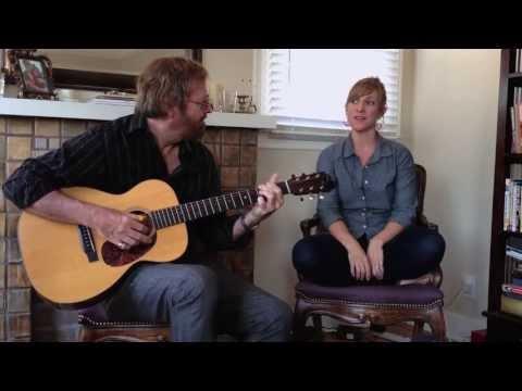 "Kristina Donahue & Jerry Donahue perform ""C'mon Billy"""
