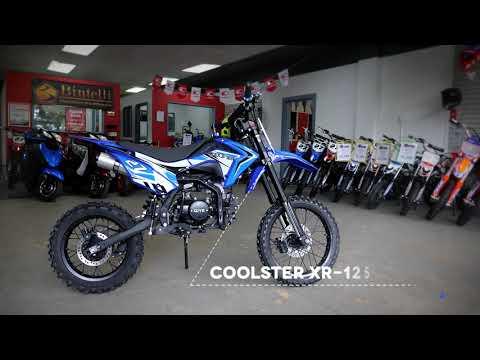 2021 Coolster XR-125 Manual in Virginia Beach, Virginia - Video 2