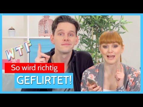 Flirten auf niederländisch