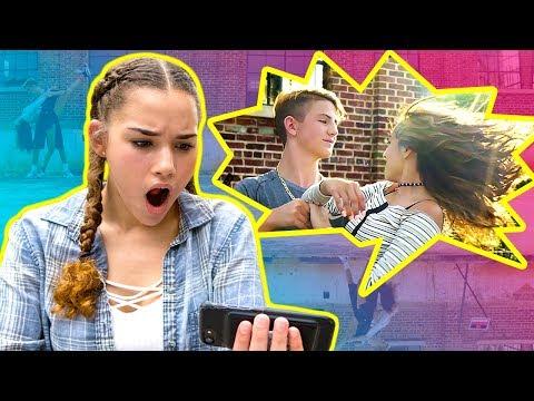 Gracie Reacts to GONE by MattyBRaps!