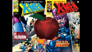 X-Men Capítulo 97: X-Men The Hidden Years #10 | X-Men The Hidden Years #11