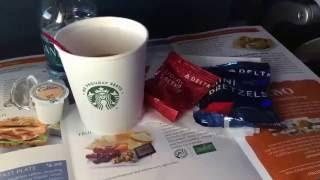 DELTA B757 PREMIUM ECONOMY NY-JFK to SAN FRANCISCO