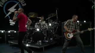 Linkin Park - 'New Divide' live at Rio+Social 2012