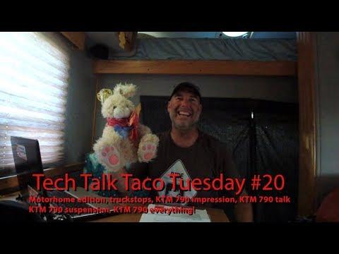 Tech Talk Taco Tuesday #20