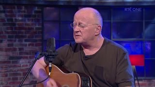 Christy Moore - Joxer Goes to Stuttgart | The Late Late Show | RTÉ One