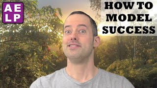 How to Model Success - Advanced English Listening Practice - 21 - English Lesson at Native Speed