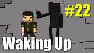 """Minecraft Waking Up E22 """"Run-n-Torch"""" (Vechs Super Hostile)"""