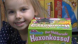 Der blubberne Hexenkessel - Bibi Blocksberg (Schmidt) - ab 5 Jahre