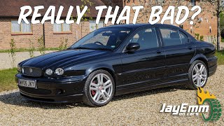 Jaguar's Biggest Mistake? Why The Unloved X-Type Is A 20 Year Old's Perfect Car