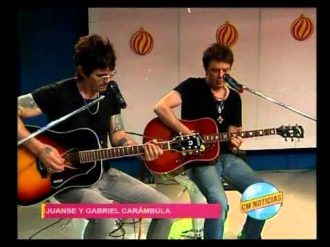 Gabriel Carámbula video Fiesta cervezal c/ Juanse - Acústico - Diciembre 2015