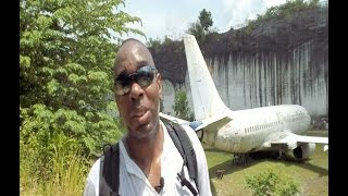 Abandoned Plane Found In Bali Indonesia_thePlanetraveler S02E06
