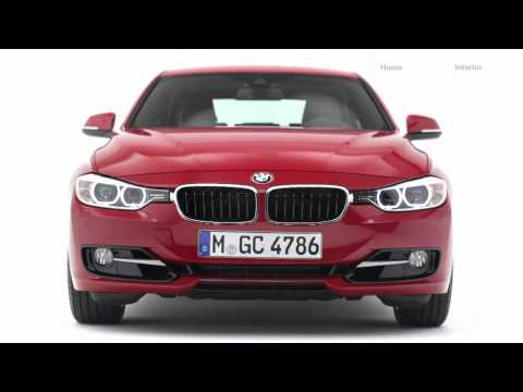 The all-new BMW 3 Series Sedan with Sport Line