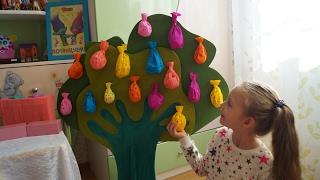 ТРОЛЛЬ ДЕНЬ  Дерево троллей и моя коллекция игрушек Trolls 2016 Tree Trolls