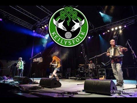 KEILY'S FOLK irish-rock band since 2006 Torino musiqua.it
