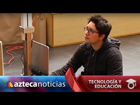 """Tres robots mexicanos entrarán al concurso mundial """"RoboCup Liepzig"""""""