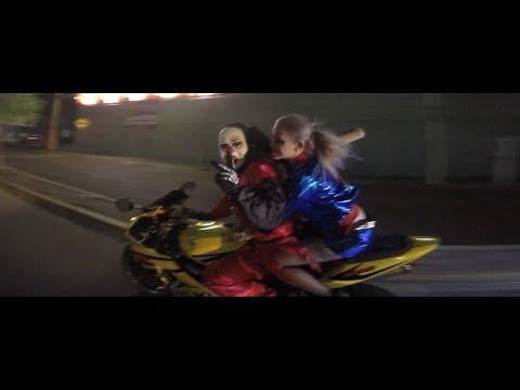 Halloween en motos