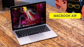 The 2018 MacBook Air only has ONE issue