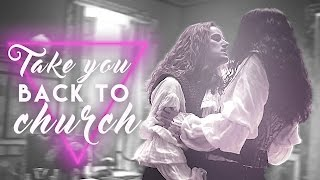 ❝take you back to church❞ | monchevy