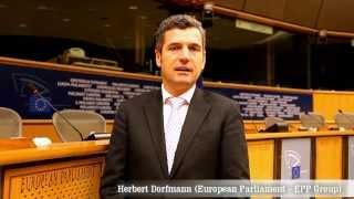 Herbert Dorfmann - Europäisches Parlament - EPP Group