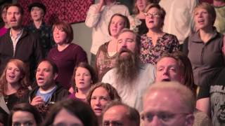 PopUp Chorus Sings Needle In The Hay By Elliot Smith