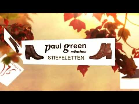Paul Green Stiefeletten 2013 / 2014