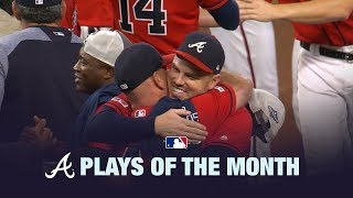 Braves' Plays of the Month | September