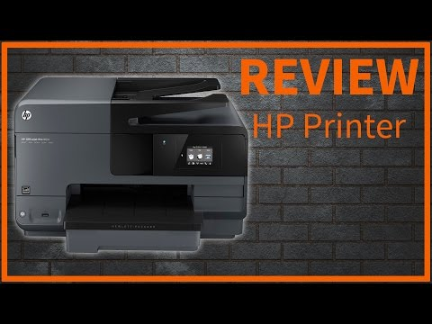 Best Printer Ever! – HP OfficeJet Pro 8610 REVIEW (8710)