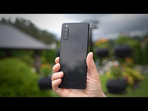 External Review Video efp3BU_L8VA for Sony Xperia 10 II Smartphone
