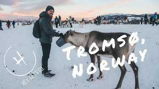 Hey..Let's Go to..Tromsø, Norway