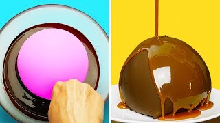 21 EASY AND COOL CHOCOLATE IDEAS