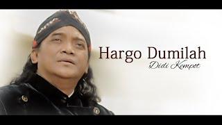 Didi Kempot - Hargo Dumilah [OFFICIAL]
