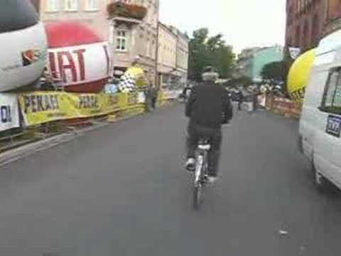 Morderczy finisz Tour De Pologne