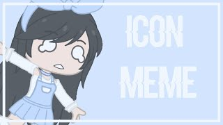 Icon Meme    Gacha Club Test    Lazy ;-;