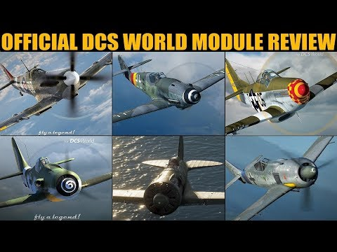 DCS World Steam Edition :: DCS Module Buyer Guide Review