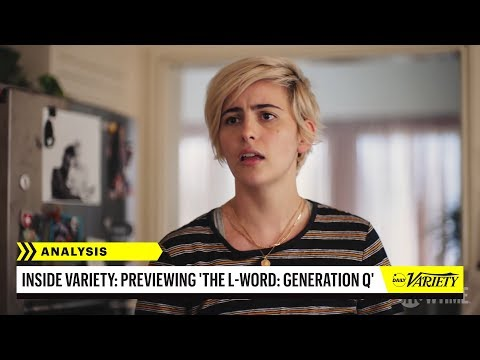 Previewing Showtime's 'The L Word: Generation Q'