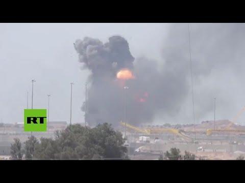 La aviación israelí ataca 25