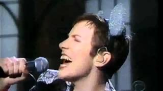 Annie Lennox - No More I Love You's (Official Live Viedeo)
