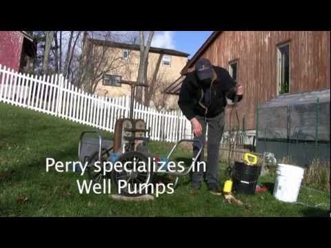 Perry Harris Well Pump Expert Orange County, NY
